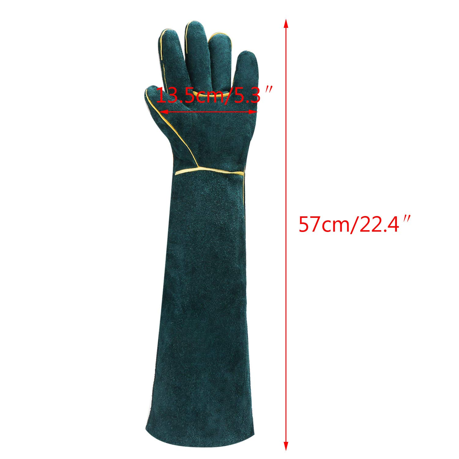 Animal Protection Gloves Enpoint Pet Handling Glove
