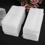 6x8 inches 100PCS Grow Bags for Plant Bulk, EnPoint Sturdy Non-Woven Nursery Bags, Solid Plant Grow Seed Starter Bag, Fabric Seedling Pots Plants Pouch Home Garden Supply