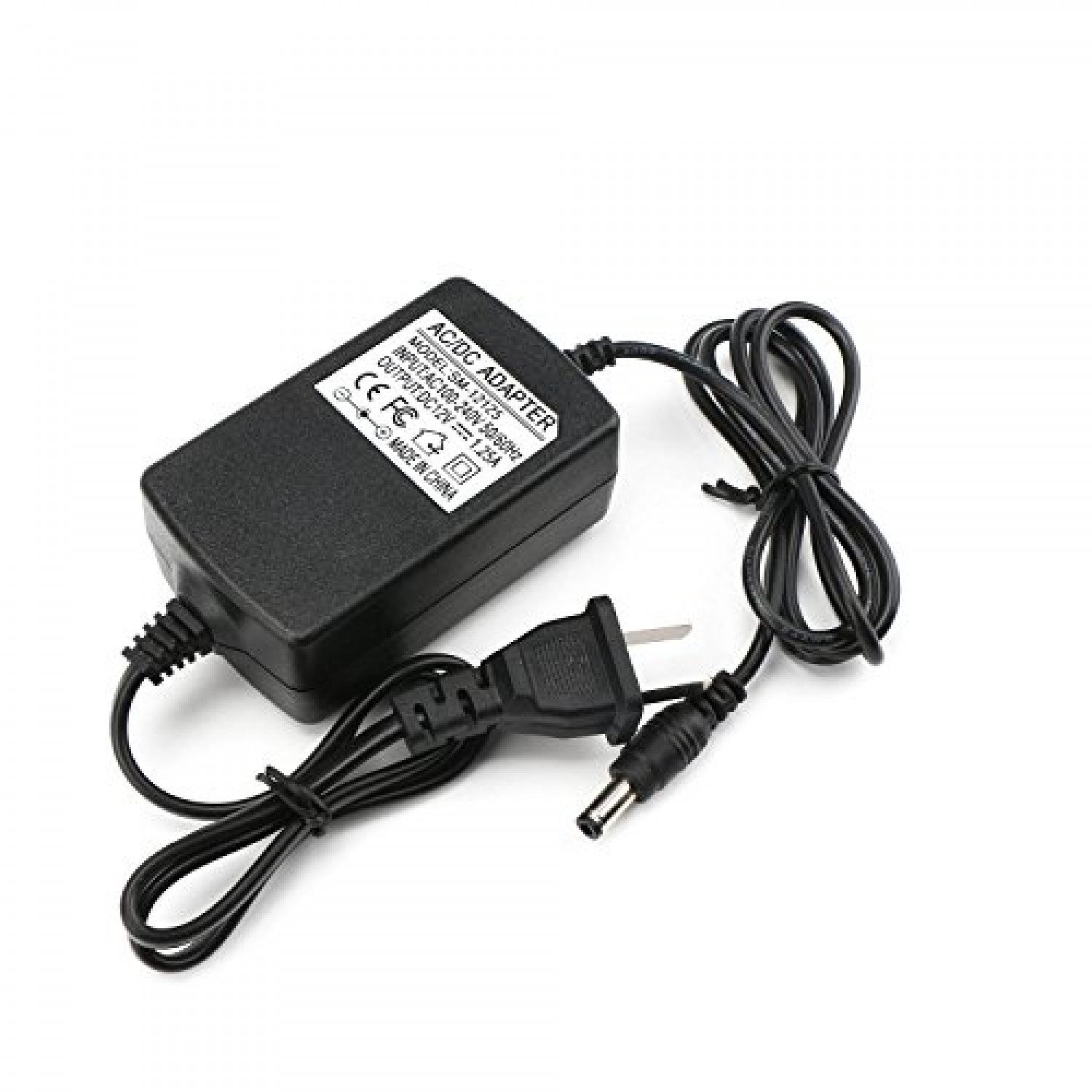 Universal Ac To Dc Power Socket Adapter Converter Output 12v 125 125a Input