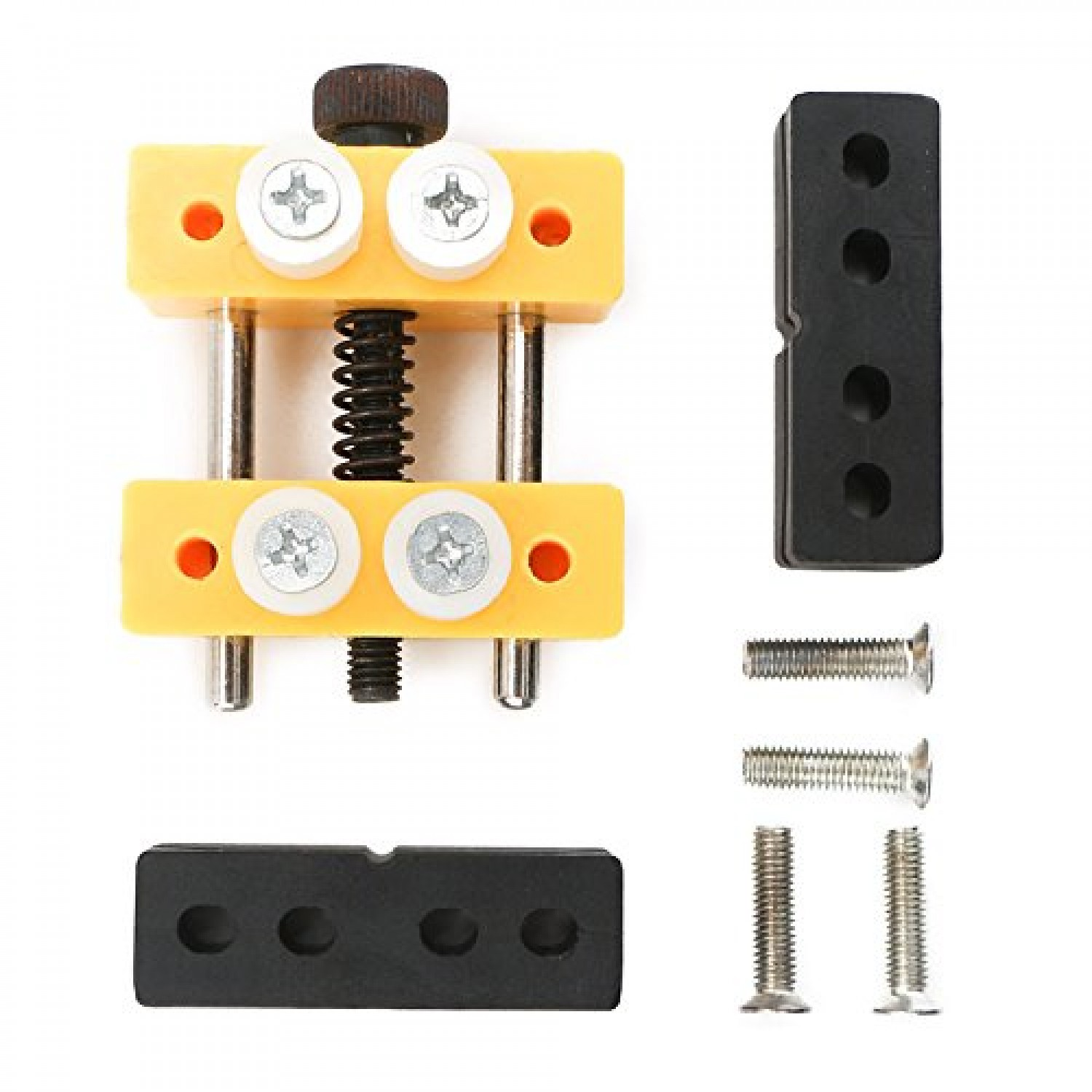 Universal diy mini bench vise micro table clamp small vice lock